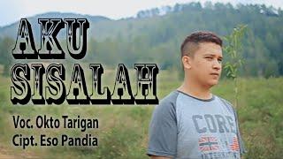 Gambar cover Lagu Karo Terbaru AKU SISALAH - Okto Tarigan [Official Music Video]