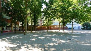 École élémentaire Jeanne d'Arc : projet d'aménagement de la cour Oasis