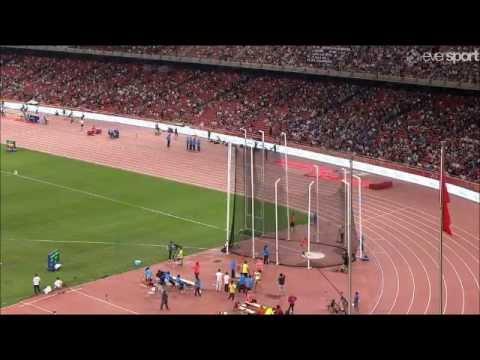 IAAF World Challenge Beijing - Women's Hammer Throw
