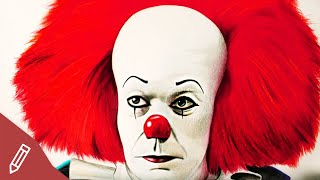 Drawing Pennywise The Clown - Stephen King