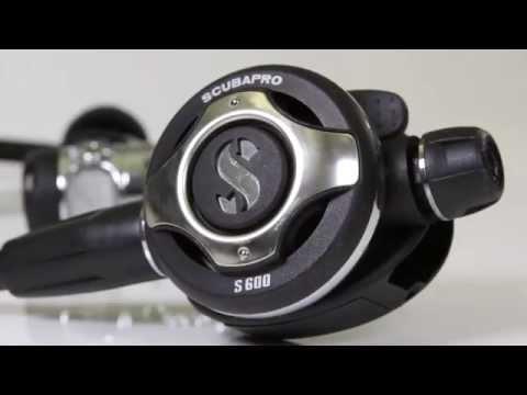 Regulators | SCUBAPRO MK25/S600 - 4 Versions for 2013
