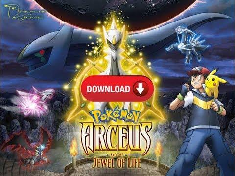 Cn 4 0 Next Pokemon The Movie Arceus And The Jewel Of Life Youtube