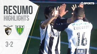 Highlights   Resumo: Portimonense 3-2 Tondela (Liga 18/19 #11)