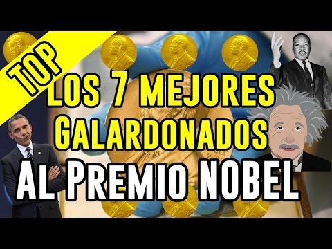 Top Los 7 Mejores Galardonados del Premio Nobel