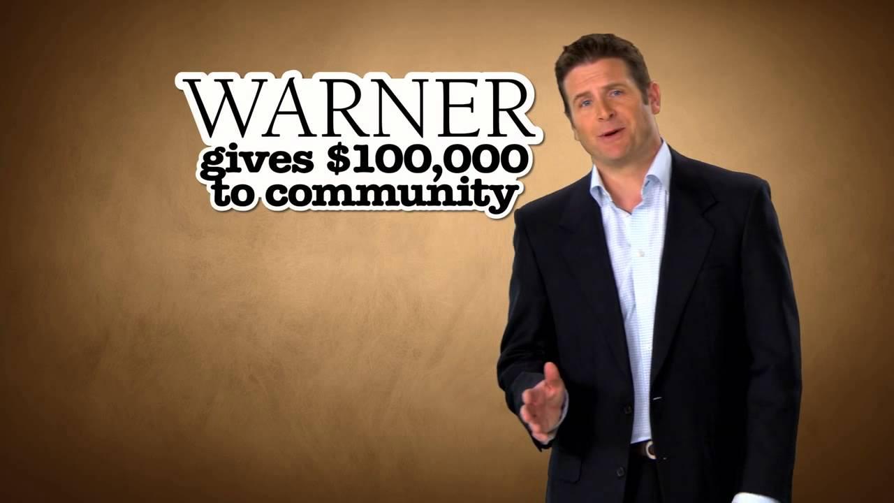 Warner Law Offices   Philanthropist 30