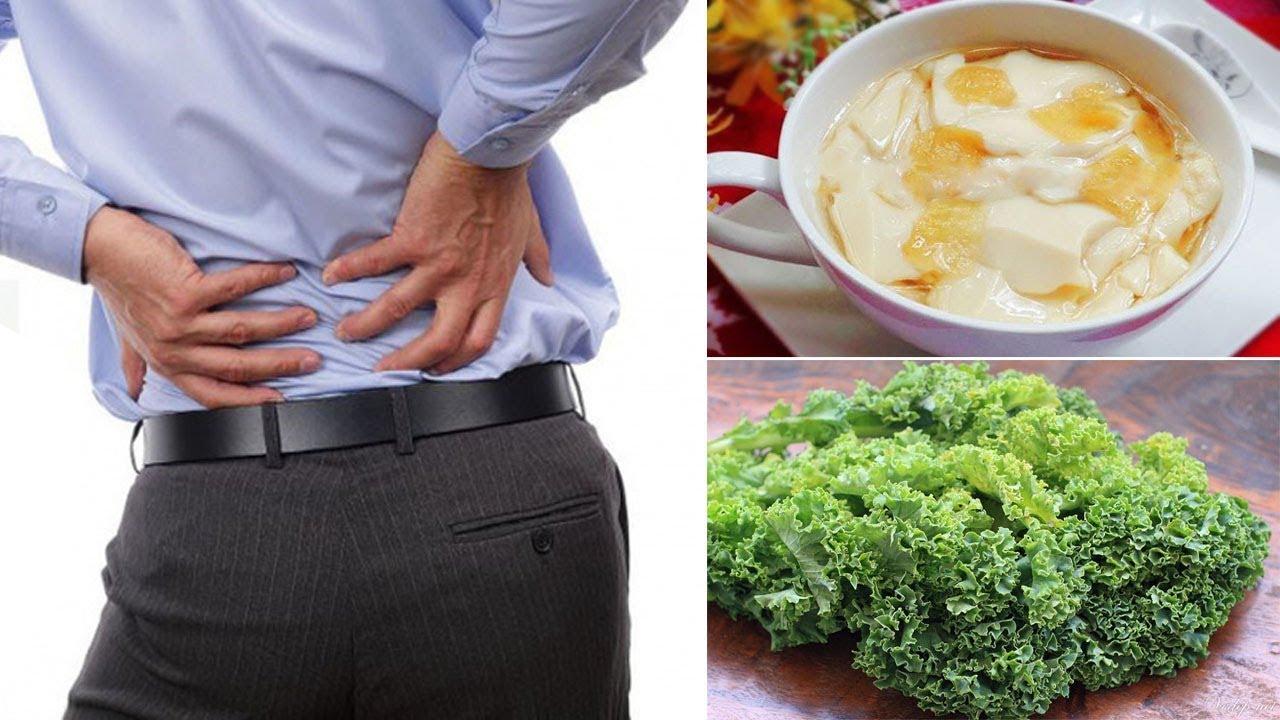 Người bị sỏi thận không nên ăn những loại rau này?