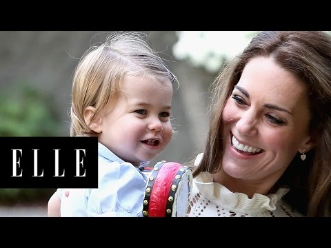 25 Times George & Charlotte Stole the Show on the Canadian Royal Tour | ELLE