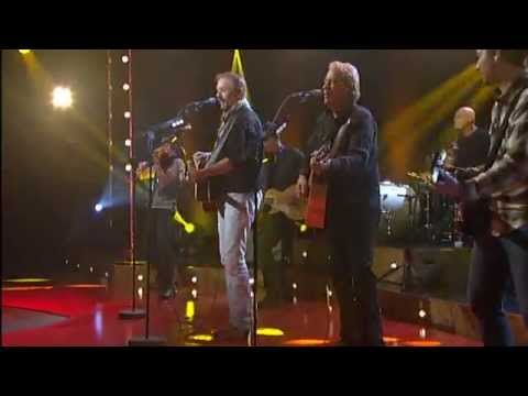 "Kevin Costner & Modern West  tour 2011 -""Cleo At The Wheel"" live on Sweden TV"