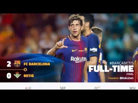 Barça incredible season through the eyes of social media
