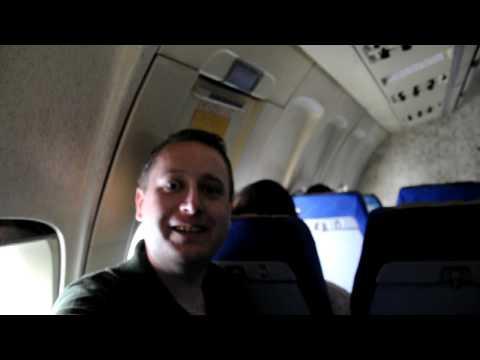 Air Koryo ( North Korea ) - pre-flight entertainment