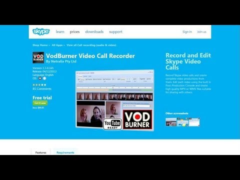 How to record video call on imo, skype, whatsapp, facebook on.