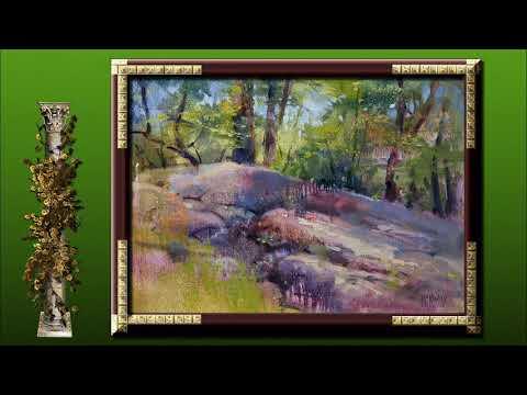 Richard McKinley art
