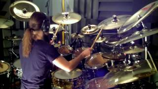 Queensrÿche - Anybody Listening? (Drum Cover by Panos Geo)