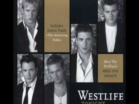Westlife - Where We Belong (B-side)