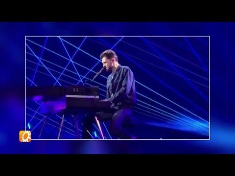 Duncan Laurence maakt zich op voor Eurovisiesongfestival - RTL BOULEVARD