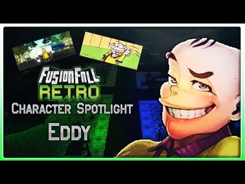 Fusionfall Retro Character Spotlight Eddy Youtube