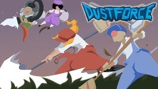 Dustforce - Gameplay Introduction