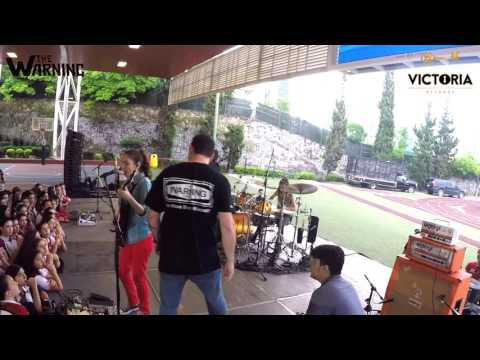 CRAZY TRAIN  - OZZY OSBOURNE COVER - THE WARNING @ LICEO
