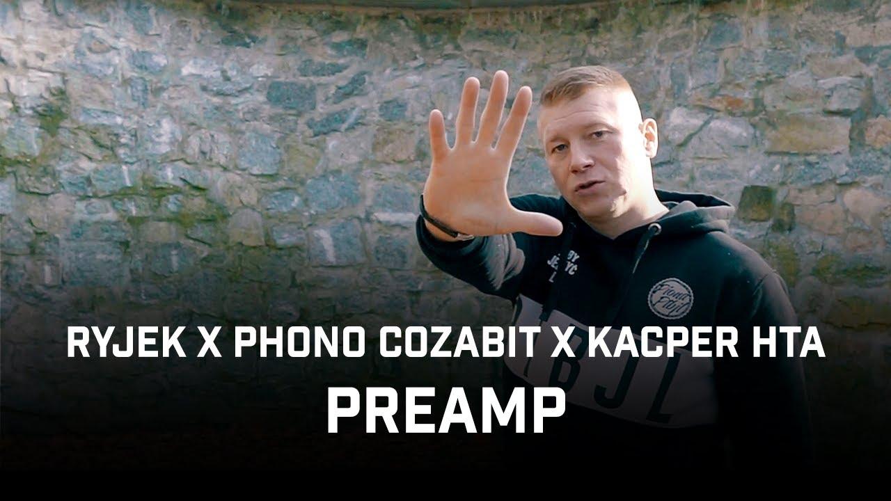 RYJEK x PHONO COZABIT feat. Kacper HTA - Preamp