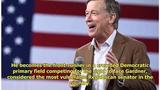Ex-Colorado Gov. Hickenlooper says he's running for Senate | Breaking News USA