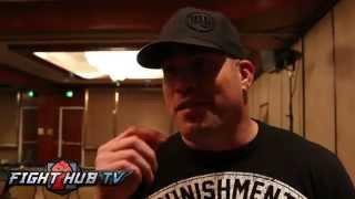 Tito Ortiz felt Jose Aldo would stop Conor McGregor in 4 rounds; Lost respect for Conor
