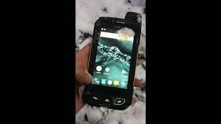 EPI TELECOM: Test d'étanchéité à la neige Sonim XP7
