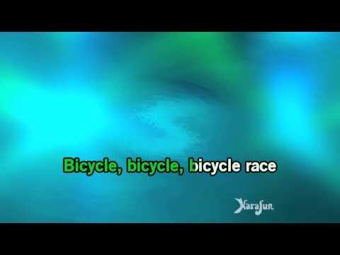 Karaoke Bicycle Race   Queen