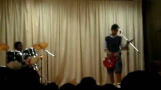 american idiot cover shools talent show