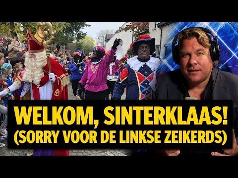 WELKOM, SINTERKLAAS! (SORRY VOOR DE LINKSE ZEIKERDS) - DE JENSEN SHOW #50