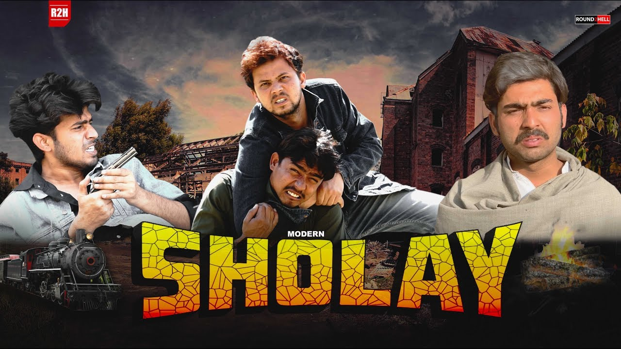 Download SHOLAY | Round2hell | R2h