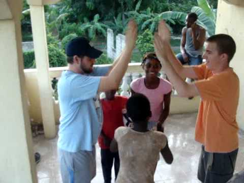 clapping games in haiti