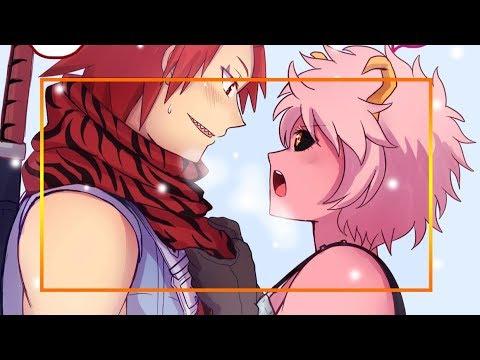 ※ШАРФ※(Fantasy AU)комикс★Моя Геройская Академия. ★ MHA/My Hero Academia comics(dub)