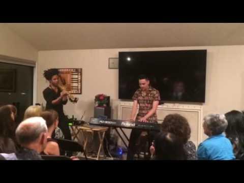 "Jonathan Fritzen with Paul Taylor - ""Euphoria"" live"