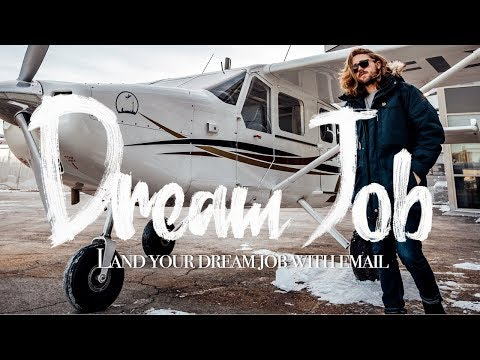 Land your DREAM JOB with ONE EMAIL!