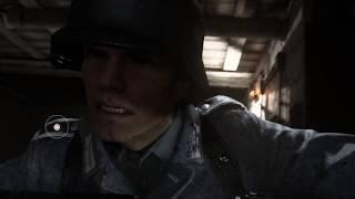 Сall of duty WWII Бункер(2)