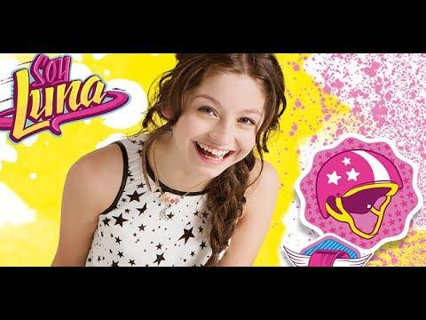 Video Invitación Soy Luna Whatsapp Digital