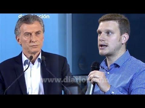 Periodista de El Destape demintió a Macri en plena conferencia y le hizo una incisiva pregunta
