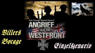 Eric Youngs Angriff auf die Westfront deutsch Villers Bocage