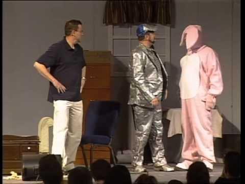 """Don't Kick the Turkeys"" drama at Faith Baptist Church, Knightdale, NC"