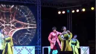 Bollywood Fusion Dance@ Dubai Global Village Opening Ceremony 2012