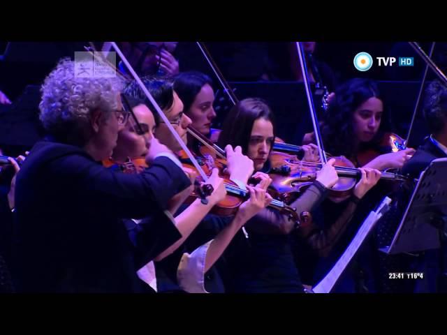 Fito Páez & KASHMIR Orquesta - Páez en América - CCK 2015 - Parte 4 de 5