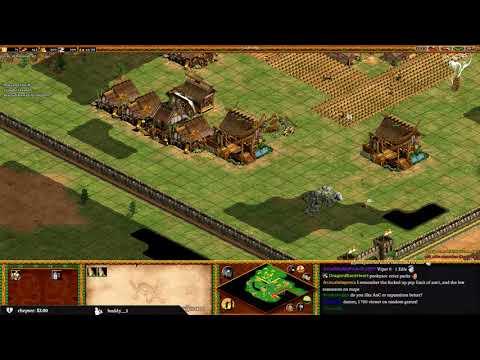 1v1 Arena   Chinese vs Aztecs   vs Edie
