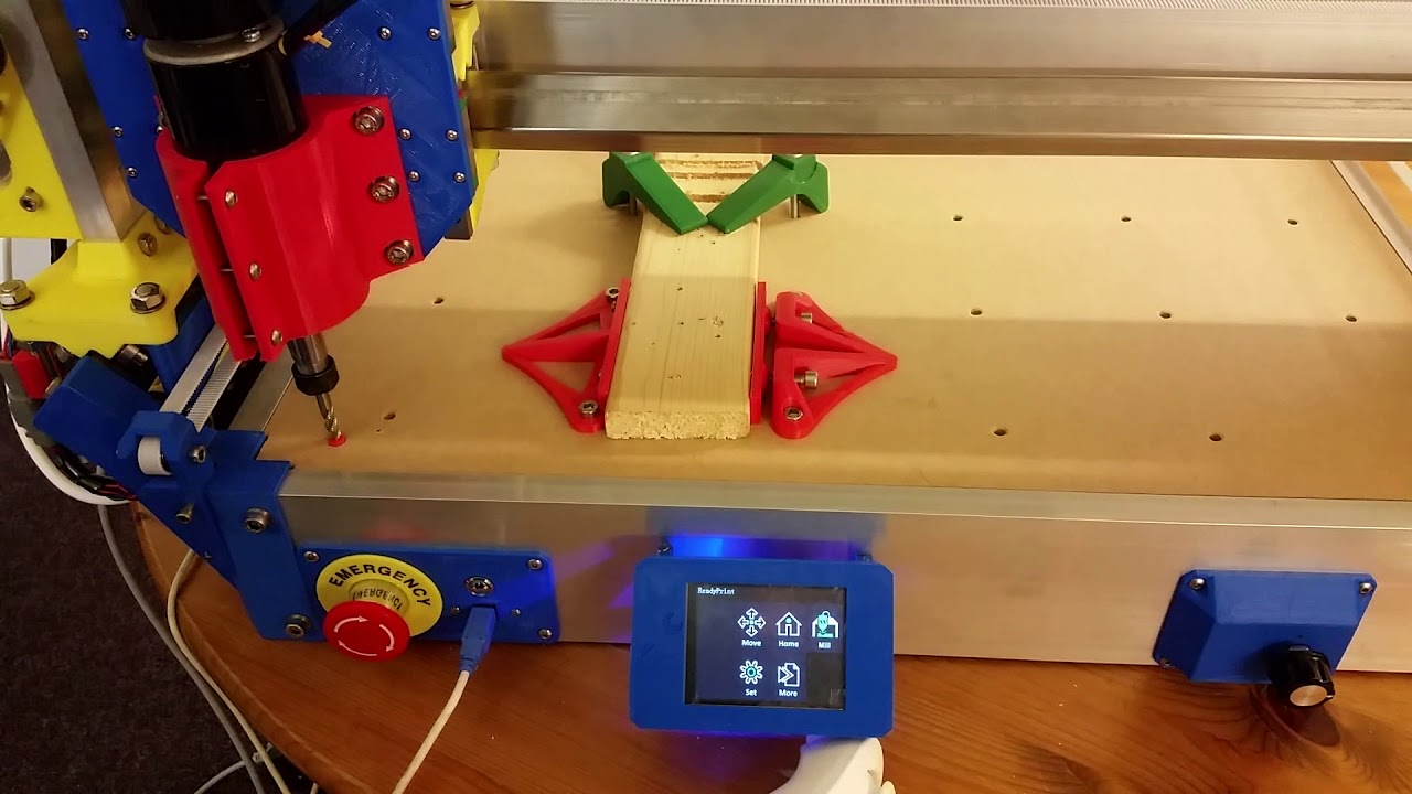 Cnc Z Axis Router Mill Zero Check Touch Plate Tool for MACH3