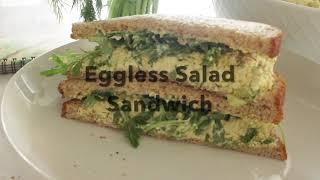 Vegna Egg Salad Sandwich