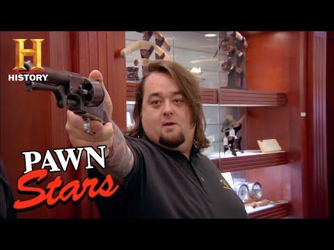 Pawn Stars: RARE COLT REVOLVER WORTH THE BIG BUCKS (Season 8) | History