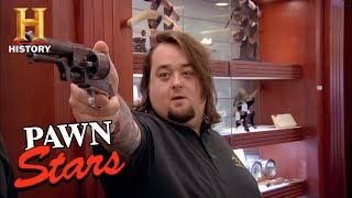 Pawn Stars: RARE COLT REVOLVER WORTH THE BIG BUCKS (Season 8) | History
