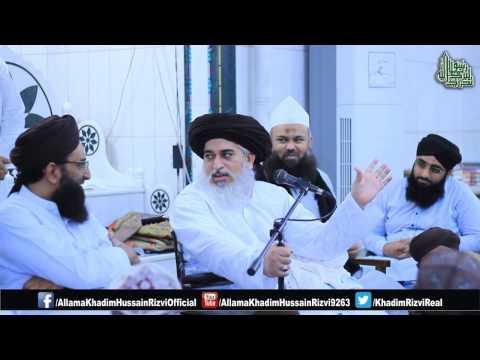 Ghazi Tanveer Ahmed Qadri's Letter