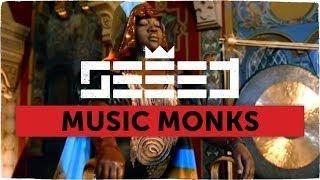 Seeed - Music Monks (official Video)(Der Seeed Videoclip zu