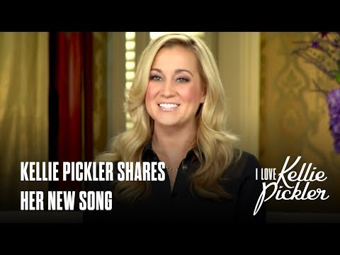 "I Love Kellie Pickler on CMT | Kellie Shares Her New Song ""If It Wasn't For a Woman"""