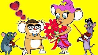 Rat-A-Tat |'Charly's Love Story ❤️1Hour NonStop Full Collection'| Chotoonz Kids Funny Cartoon Videos
